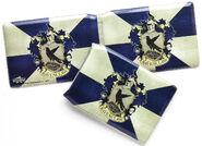 MinaLima Store - Ravenclaw House Crest Travel Card Holder