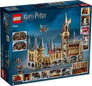 71043 Hogwarts Castle rewers