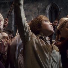Найджел после гибели Дамблдора