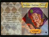 Profesor Kwiryniusz Quirrell (karta)