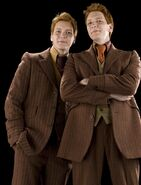 Fred and George Weasley (HBP promo)