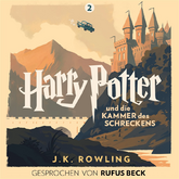 German 2016 Pottermore Exclusive Audio Book 02 COS