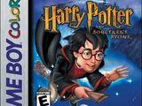 Harry Potter e a Pedra Filosofal (GBC)