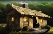 Hagrids Hütte