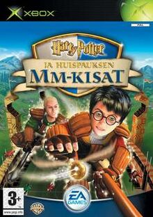 Harry Potter - Huispauksen MM-Kisat