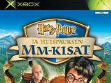 Harry Potter ja Huispauksen MM-kisat