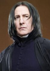 Severus Snape Profile