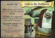 Troll in the Bathroom TCG