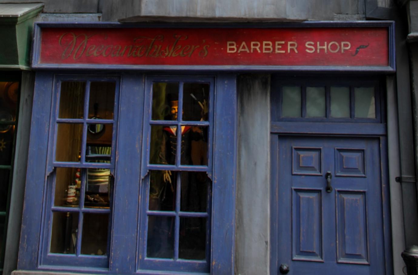 Fryzjer Weeoanwhisker Harry Potter Wiki Fandom Powered By Wikia