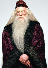 Albus Dumbledore - Richard Harris profile