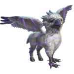 Brilliant Baby Hippogriff WU