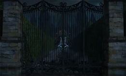 Gate Malfoy Manor videogame