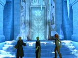 Infiltration of the Vault of Ice