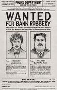 MinaLima Store - City of New York Wanted Notice