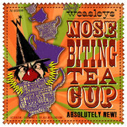 MinaLima Store - Nose Biting Tea Cup from Weasleys' Wizard Wheezes