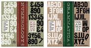 MinaLima Store - Numerology and Grammatica