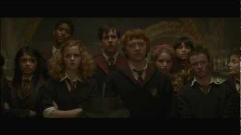 Potions Class - Harry Potter and the Half-Blood Prince HD