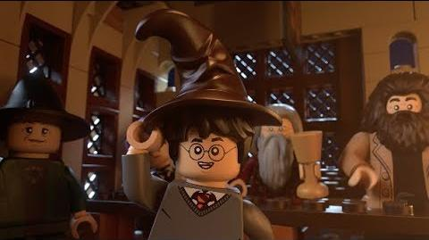 The Epic Journey - LEGO HARRY POTTER – Theme Video