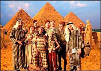 Viatge a Egipte