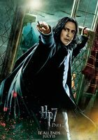 DHf2-Poster ActionSeverusSnape