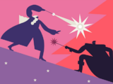 Duelo entre Alvo Dumbledore e Gellert Grindelwald