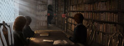 PM-Moment B1C14 HarryHermioneAndRonInTheLibrary