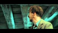 Harry Potter and the Deathly Hallows part 1 - the Order at the burrow after the sky battle (HD)-0