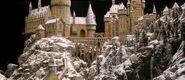 Hogwarts in Chamber of Secrets