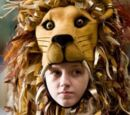 Luna Lovegood's lion hat