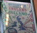 Brytyjskie i irlandzkie drużyny quidditcha