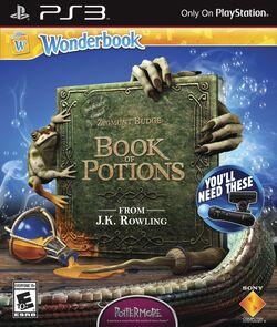 WonderbookBookOfPotions
