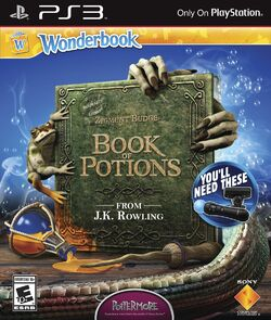 WonderbookBookOfPotions