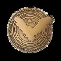 Логотип Отдел регулирования магических популяций