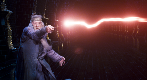Dumbledore stupefy