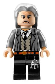 Argus Filch LEGO mini-figure