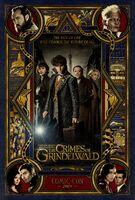 Crimes of Grindelwald SDCC Poster