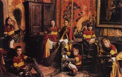 Equipe de Quidditch de Gryffondor