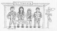 Potterwiata Fan Art