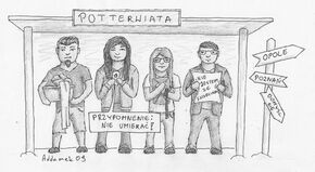 Potterwiata Fan Art