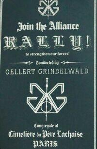 Alliance pamphlet