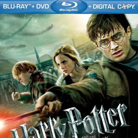 Обложка Blu-ray и DVD диска