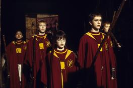 Harry Potter (pierwszy mecz) 2
