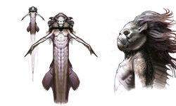 Meermensen (Concept Artwork 01)