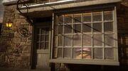 Sklep Ollivanderów w Hogsmeade