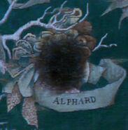 Alphard Black
