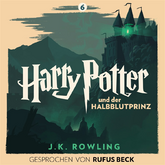 German 2016 Pottermore Exclusive Audio Book 06 HBP