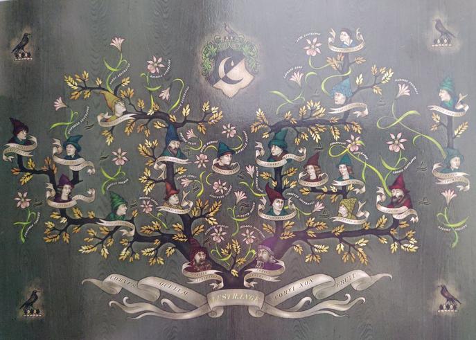 Lestrange-family-tree
