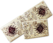 MinaLima Store - The Marauder's Map Card Holder