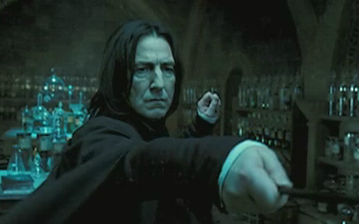 Harry Potter and Severus Snape's private lessons | Harry Potter Wiki