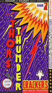 MinaLima Store - Thors Thunder from Weasleys' Wizard Wheezes